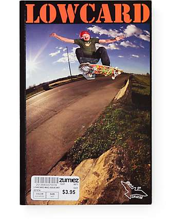 Lowcard Magazine Issue 57