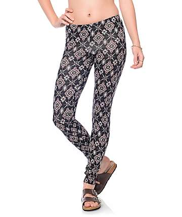 Lunachix Mia Boho Multi Tribal Leggings