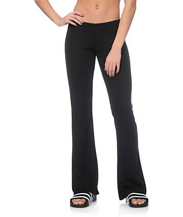 Lunachix Randi Black Sweater Lounge Pants
