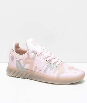 MTTM x K-Swiss Aero Pink & Camo Shoes
