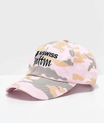 MTTM x K-Swiss Camo Strapback Hat