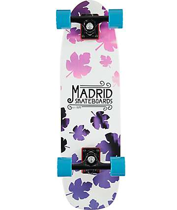 "Madrid Wasp Fall Mini 28.75"" Cruiser Complete Skateboard"