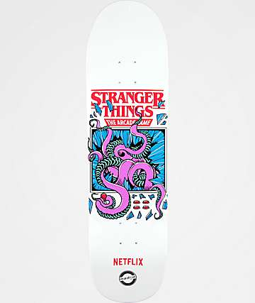 "Madrid x Netflix Stranger Things Arcade 8.75"" Skateboard Deck"