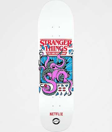 "Madrid x Netflix Stranger Things Arcade 8.75"" Skateboard Deck"
