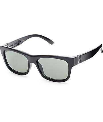 Madson Fairfax Matte Black & Vintage G15 Sunglasses