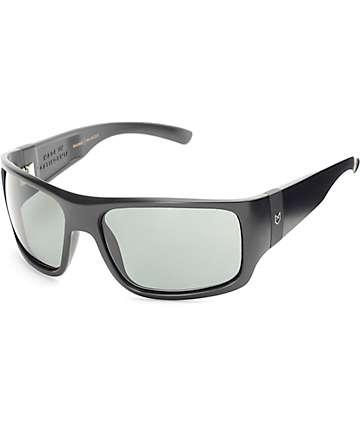Madson Manic Matte Black Polarized Sunglasses
