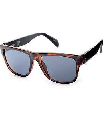 Madson Wisdom Dark Matte Tortoise & Grey Sunglasses