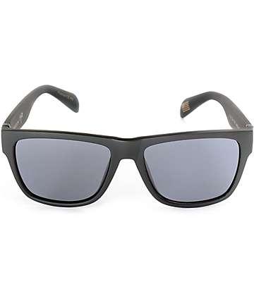 Madson Wisdom Matte gafas de sol polarizadas en gris y negro