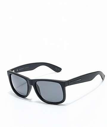 Madson x Santa Cruz Vincent Sun God Black Matte Polarized Sunglasses