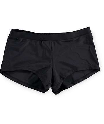 Malibu Beach Club Black Boy Shorts