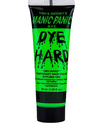 Manic Panic Dye Hard Electric Lizard Temporary Styling Gel