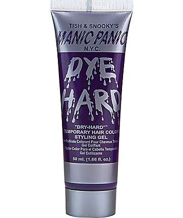 Manic Panic Dye Hard Purple Haze Temporary Styling Gel
