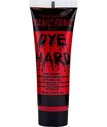 Manic Panic Dye Hard Vampire Red Temporary Styling Gel