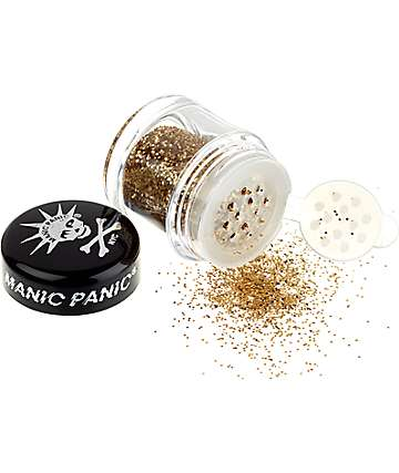 Manic Panic Galaxy Gold Glitter Jewels