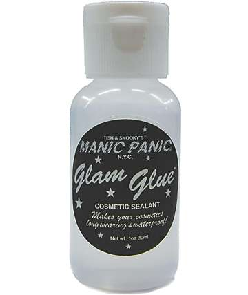 Manic Panic Glam Glue Glitter Sealant