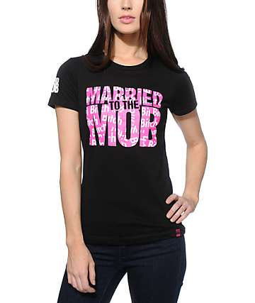 Married To The Mob B*tch T-Shirt