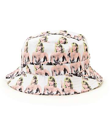 Married To The Mob Elvira Bucket Hat