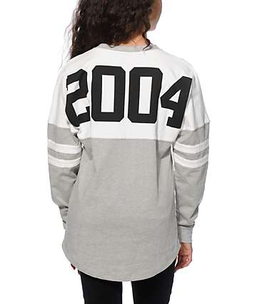 Married To The Mob MMTM Varsity Crew Neck Sweatshirt
