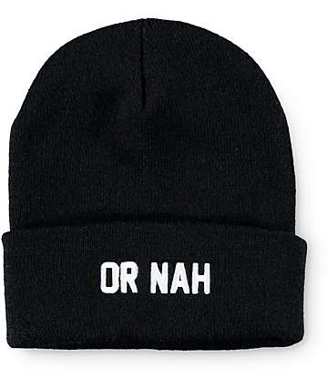 Married To The Mob Or Nah Beanie