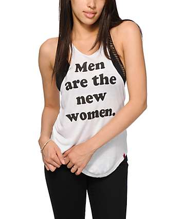Married To The Mob The New Women Tank Top