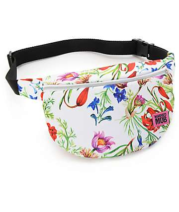 Married To The Mob Wild Child Fanny Pack