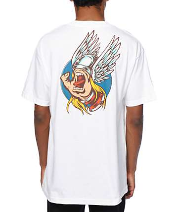 Marvel x Santa Cruz Thor Hand T-Shirt