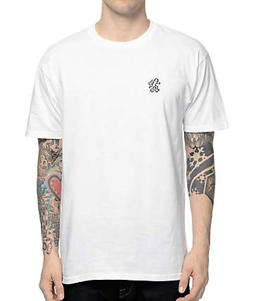 Matix Bowling League White T-Shirt