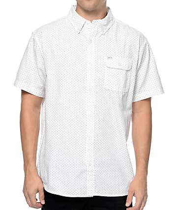 Matix Esquire White Button Up Shirt