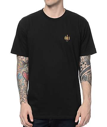 Matix Golden Seal Black T-Shirt