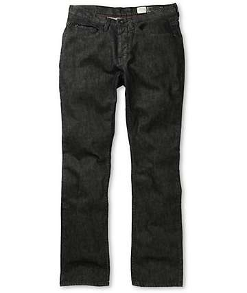 Matix Gripper Black Scratch Slim Fit Jeans
