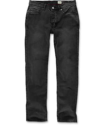 Matix Gripper Worn True Slim Fit Jeans