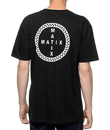 Matix La Cruz Black T-Shirt