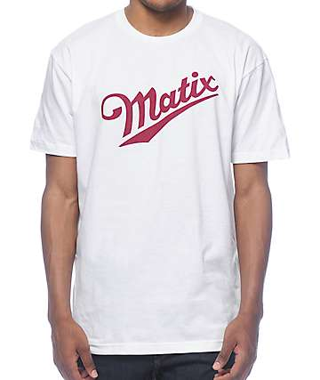 Matix The Delivery White T-Shirt