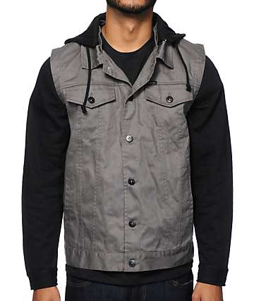 Matix Torrent Hooded Jacket