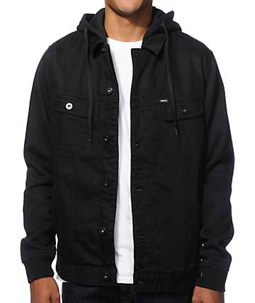 Matix Union Trucker Denim Jacket