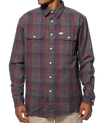 Matix Wesson Flannel Shirt