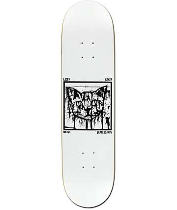 "Meow Skateboards Lacey Baker Ink Splat 8.0"" Skateboard Deck"