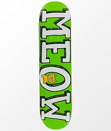 "Meow Skateboards Logo 7.5"" Skateboard Deck"