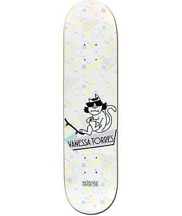 "Meow Skateboards Torres Cool Cat 7.75"" Skateboard Deck"