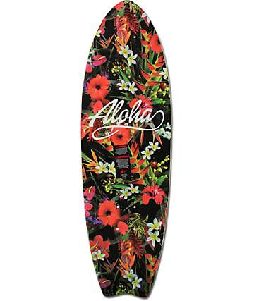 "Mercer Aloha 28.25"" Cruiser Skateboard Deck"