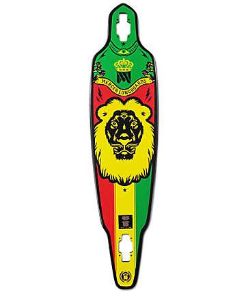 "Mercer King Lion 41""  Drop Through Longboard Deck"