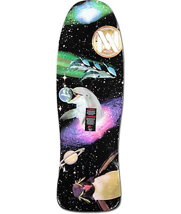 "Mercer Sea Universe 9.5"" Skateboard Deck"