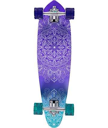 """Mercer Serendipity Cruiser 31.25"""" Skateboard  Complete"""