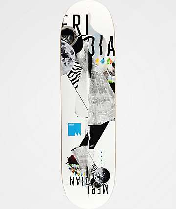 "Meridian Skateboards Luna 8.25"" Skateboard Deck"