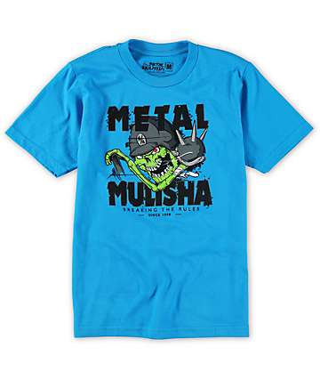 Metal Mulisha Boys Rule Breaker T-Shirt