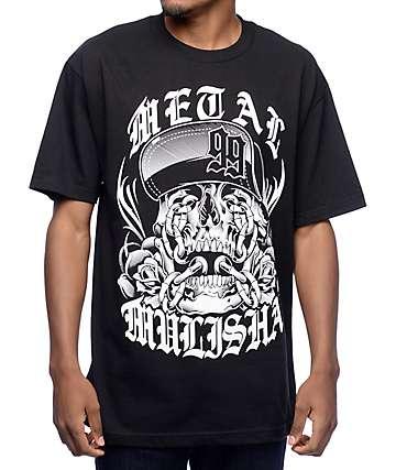 Metal Mulisha Chained Black T-Shirt
