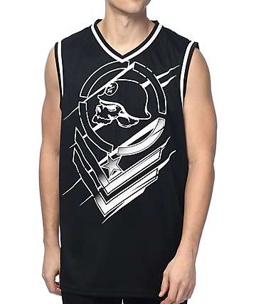 Metal Mulisha Direct Black Jersey