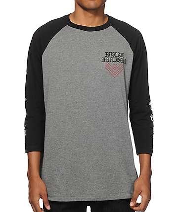 Metal Mulisha Faust Baseball T-Shirt