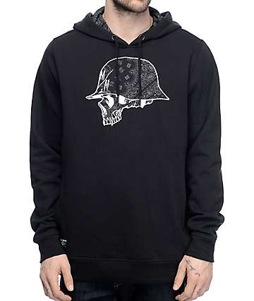 Metal Mulisha Pack Black Hoodie