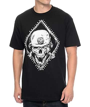 Metal Mulisha Ravage Black T-Shirt